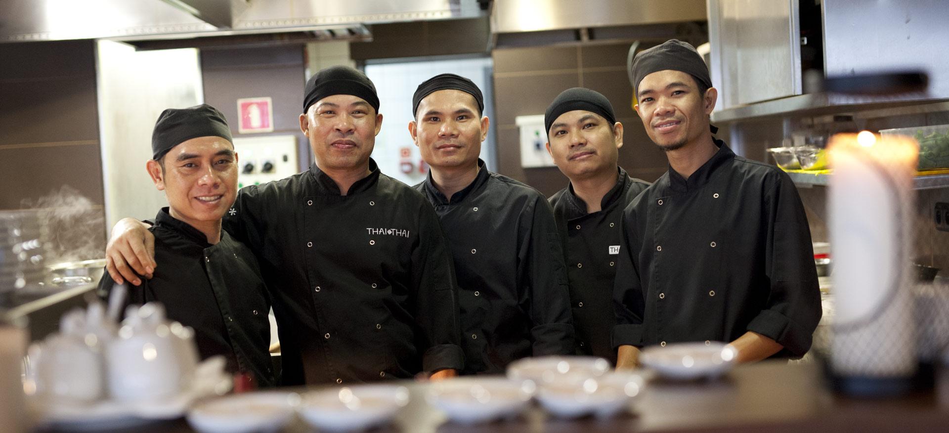 Thai Thai -kucharze